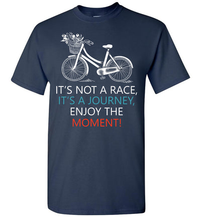 Cycling The Journey T-shirt
