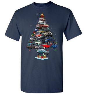 F-series Christmas T-shirt