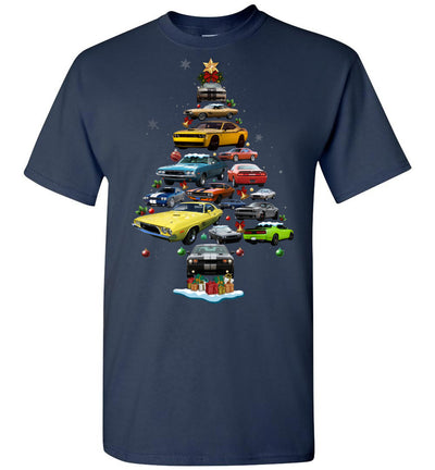 Challenger Christmas T-shirt (New version)