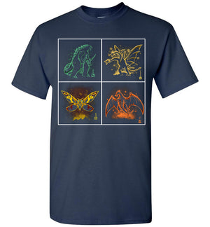 Godzilla King of The Monsters T-shirt