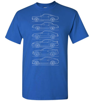 Mustang Collection Silhouette T-shirt