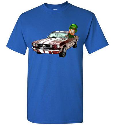 Irish Mustang T-shirt