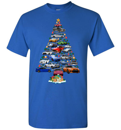 Skyline Christmas 2019 T-shirt