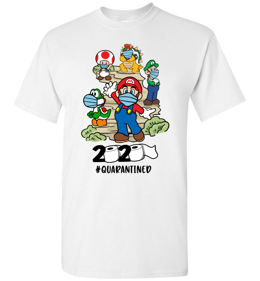 Mario 2020 Funny T-shirt V.2 - Kid