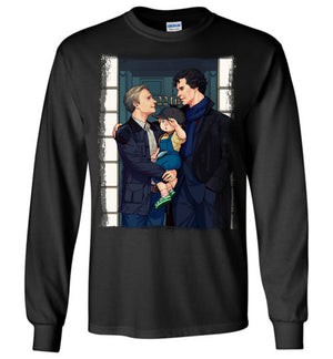 Sherlock Family T-shirt
