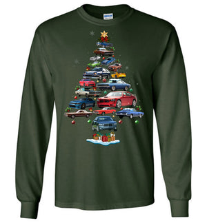Dodge Charger Christmas T-shirt