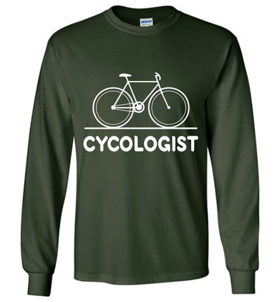 I Am A Cycologist T-shirt