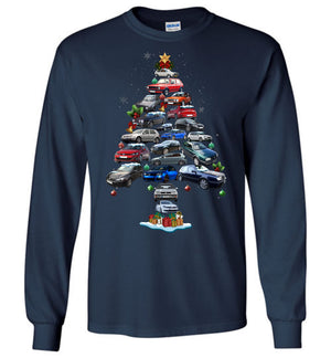 VW-Golf Christmas T-shirt