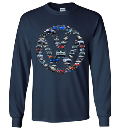 VW Golf Collection T-shirt