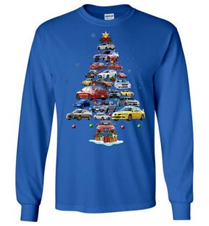 Lancer EVO Christmas T-shirt