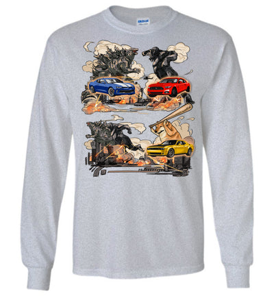 Challenger Is The Real King v.1 T-shirt