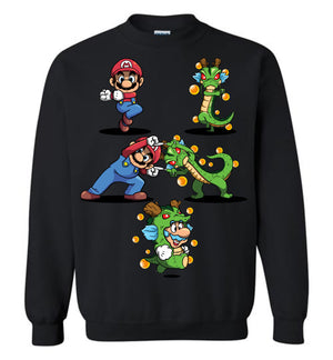 Mario Dragon T-shirt