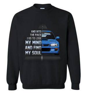 And into the Race - Impreza T-shirt