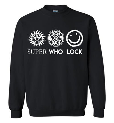 Super Who Lock T-shirt