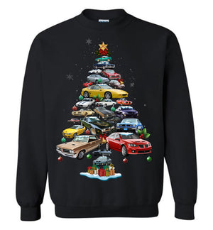 Pontiac Christmas T-shirt