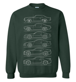 Camaro Collection Silhouette T-shirt