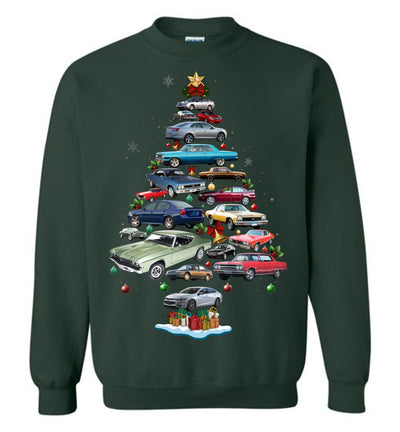 Chevelle - Malibu Christmas T-shirt