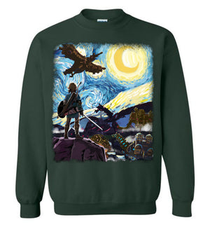 BOTW Starry Night T-shirt