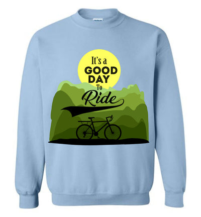 A Good Day To Ride T-shirt