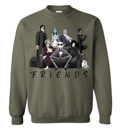Tim Burton and Friends Sweatshirt