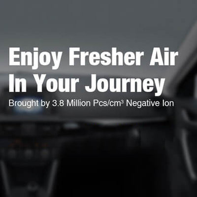 Ionkini® Car Air Purifier (Type 1)