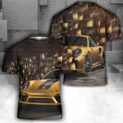 911 3D Art All Over Print T-shirt