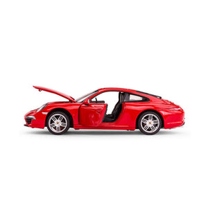 1:24 911 Diecast Metal Car Model
