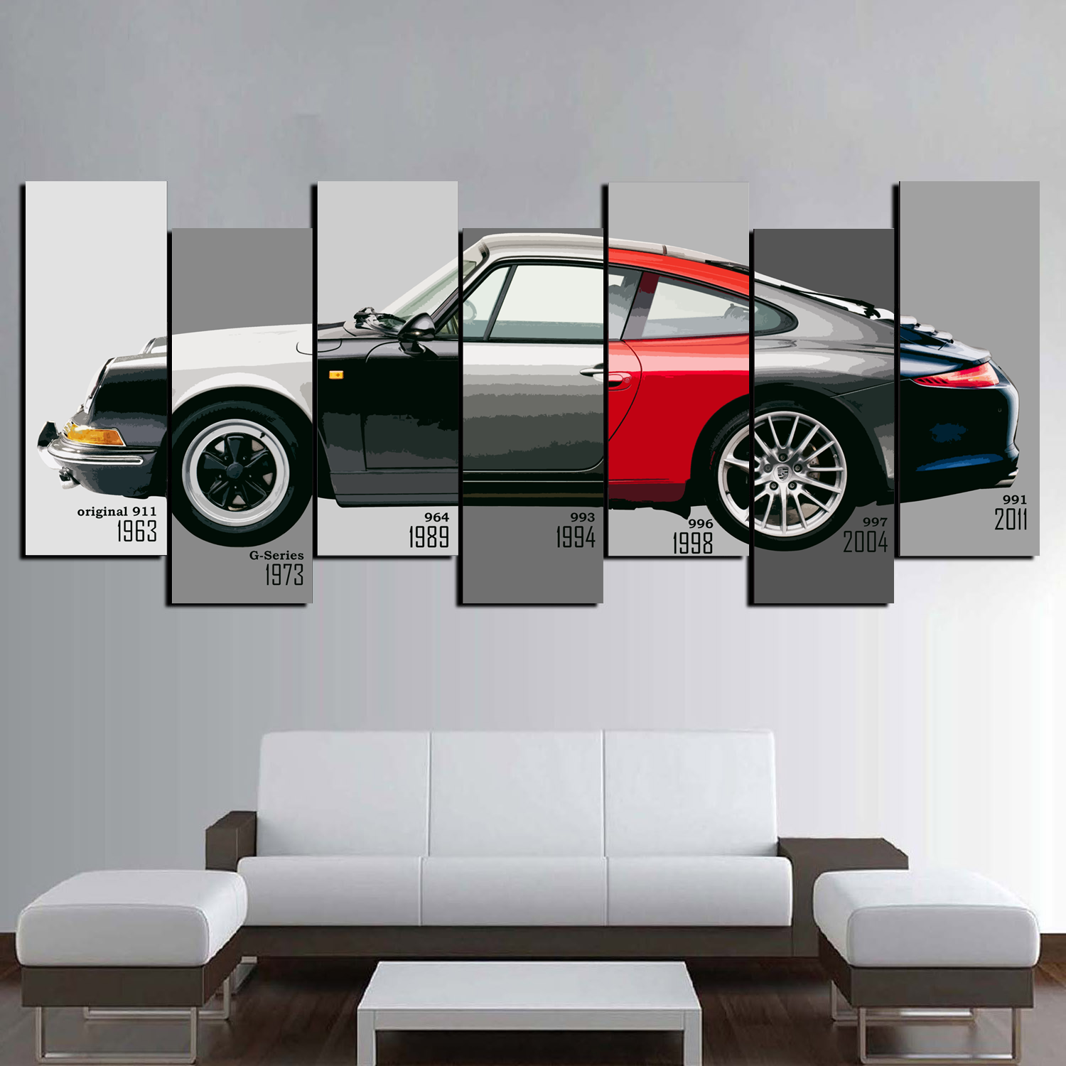 911 museum canvas wall art trendysweety. Black Bedroom Furniture Sets. Home Design Ideas