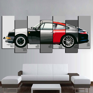 Separate Frames for 911 Museum Canvas Wall Art (No canvas attached)