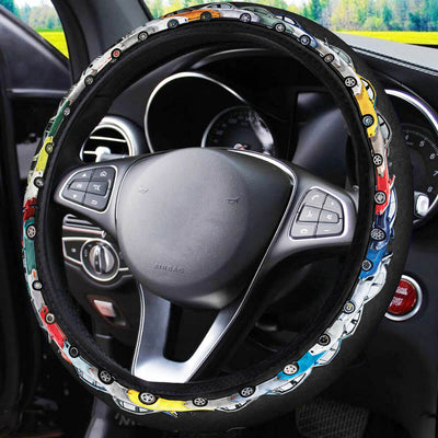 911 Collection Steering Wheel Cover