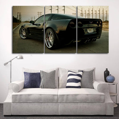 CV Landscape Canvas Wall Art No. 7