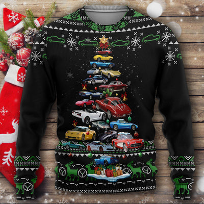 CV Christmas Sweater