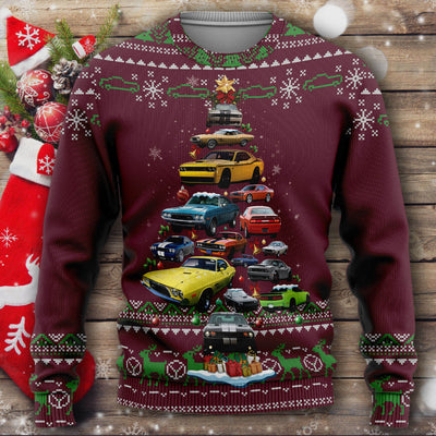 Challenger Christmas Sweater