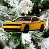 Challenger Christmas Tree Decoration Hanging Ornament Set