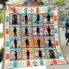 Doctor Who Collection Quilt