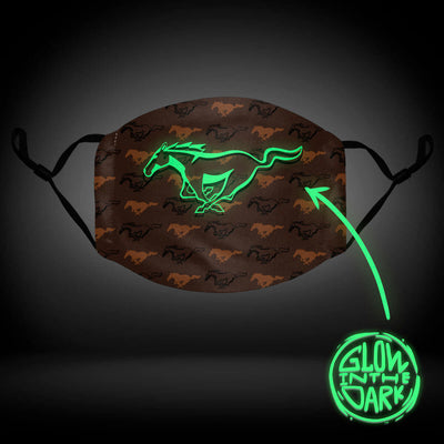 Stang Luminous 3D Face Mask