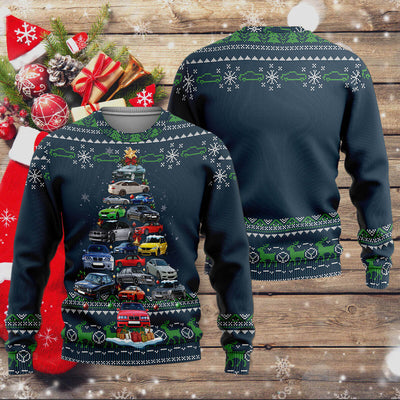 B.M.W M3 Christmas Sweater