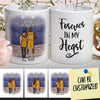 Personalized Kobe Love Mug
