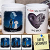 Personalized S.W Couple Mug
