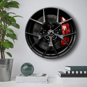 Acura Steering Wheel Wall Clock