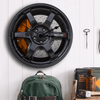 Skyline/GTR Wheels Wall Clock