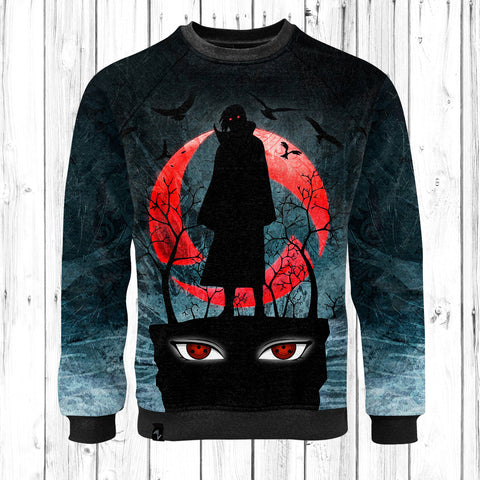 Itachi Art Sweatshirt