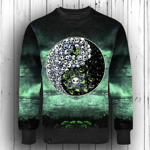 Nightmare Before Christmas Art Sweatshirt