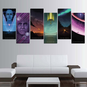 Star Trek - The Original Series Canvas Wall Art