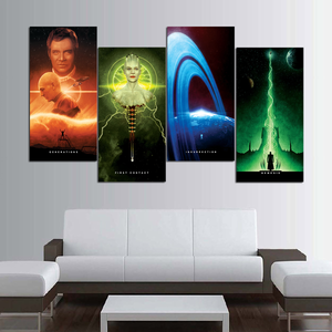 Star Trek - The Next Generation Canvas Wall Art