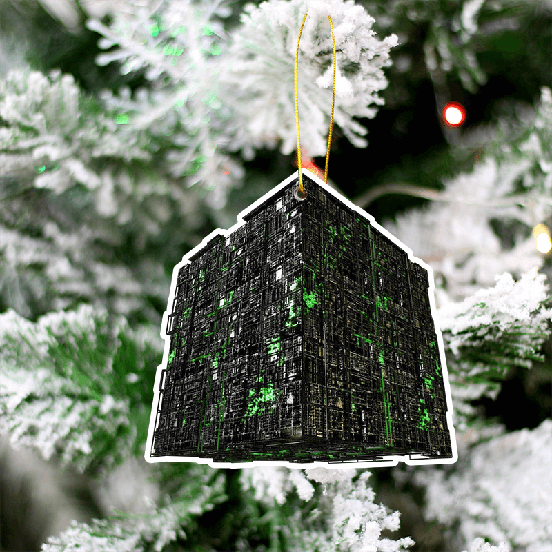 ST Christmas Tree Decoration Hanging Ornament Set