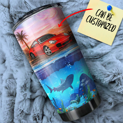 911 Collection On Island Stainless Steel Tumbler