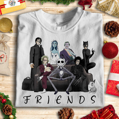 Tim Burton and Friends T-shirt