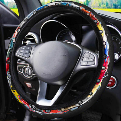 Vette Collection Steering Wheel Cover