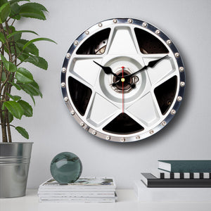 Ferrari F40 Wheel Wall Clock